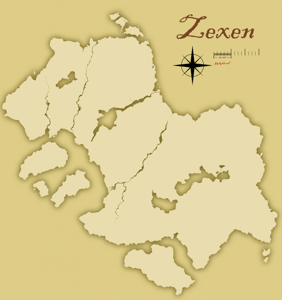 The Country of Zexen