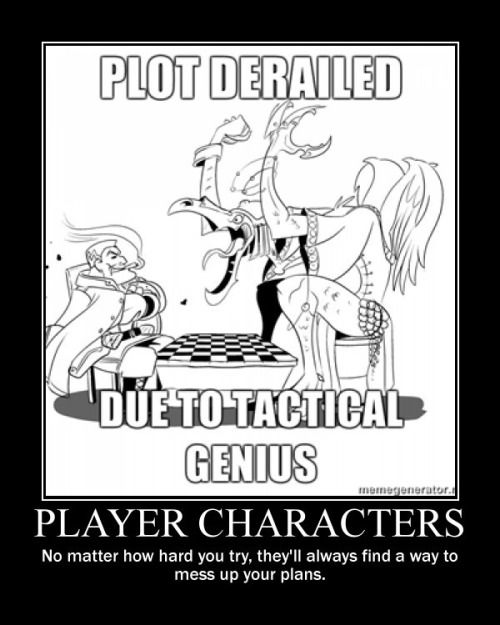 Player Genius Meme
