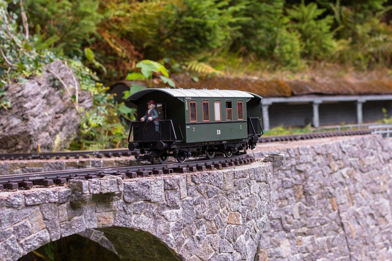 Railroading: The 4 Conductors