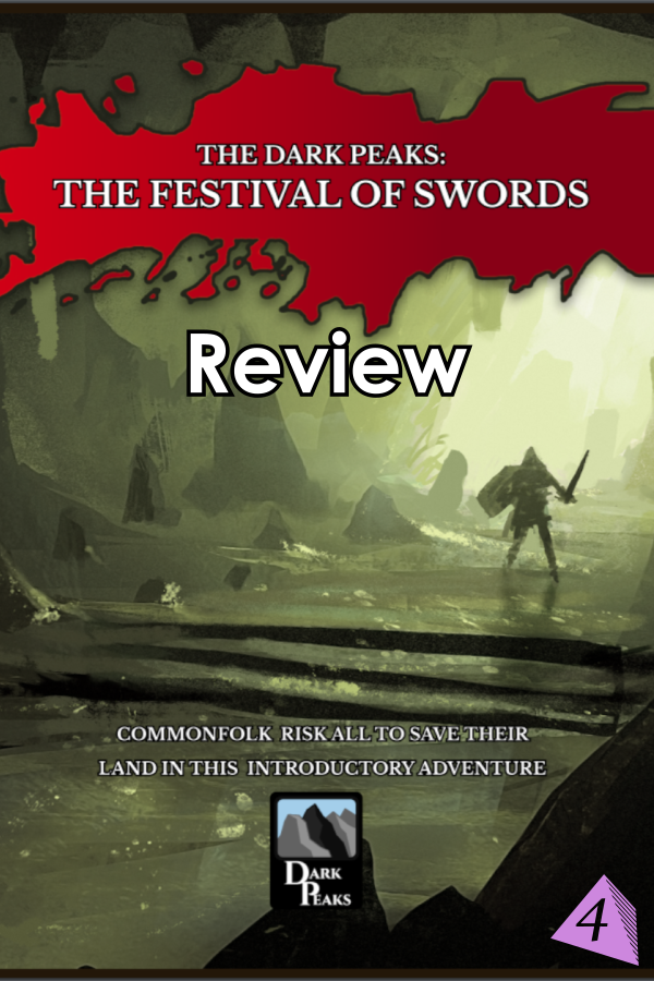 The Festival of Swords: Review