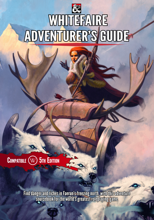 Whitefaire Adventurer's Guide