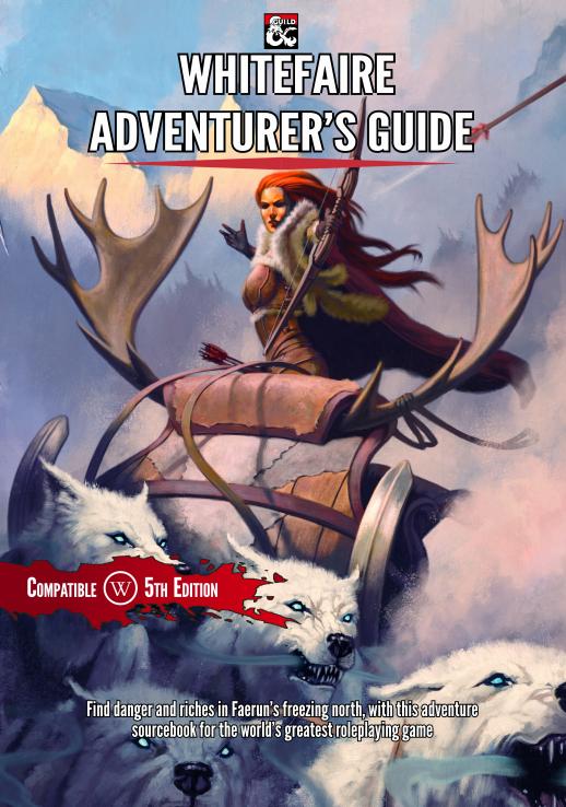 Whitefaire Adventurer's Guide